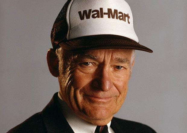 Сам Уорън Walmart